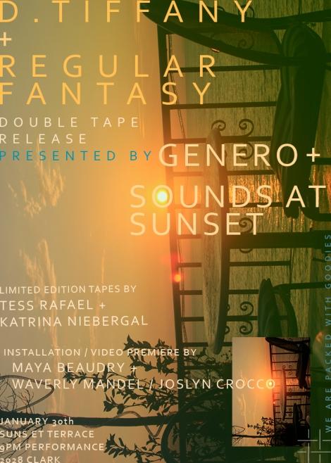 Genero poster 10 x 14
